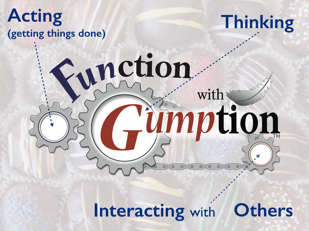 Function with Gumption