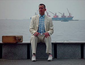 The world would be a better place if we were all more Gump-like!