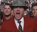 Bear Bryant yells at Forrest to 'Run'!