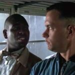 Bubba and Forrest meet for the first time on the army bus