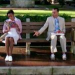 Forrest speculates on the comfort of the woman's shoes