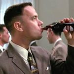 Forrest drinks 15 Dr. Peppers at the White House