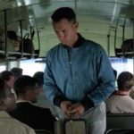Forrest Gump has second thoughts about joining the army