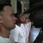 Forrest meets the Drill Sergeant in the Army