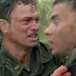 Lt. Dan orders Forrest not to re-enter the jungle to find Bubba