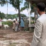 Forrest meets Bubba's family in Bayou La Batre