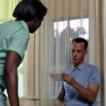 Forrest receives a letter inviting him to come and visit her in Savannah
