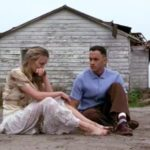 Forrest sits with Jenny after her emotional outburst in front of her old house