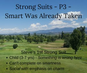 Strong Suits–part 3 - Smart was already taken