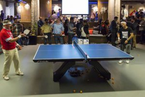 Dreamforce Ping pong-2