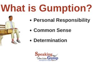 What is Gumption?