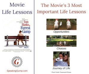 The 3 Most Important Lessons from the Movie Forrest Gump