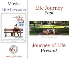 Life Journey - Past; Journey of Life - Present