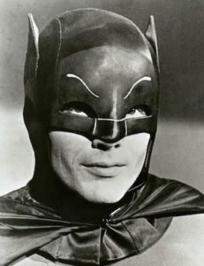 Stories of Gumption – Adam West as Batman