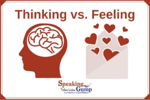 Thinking versus Feeling
