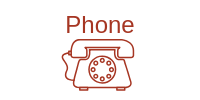 Contact Page Phone Number Icon (SpeakingGump.com)